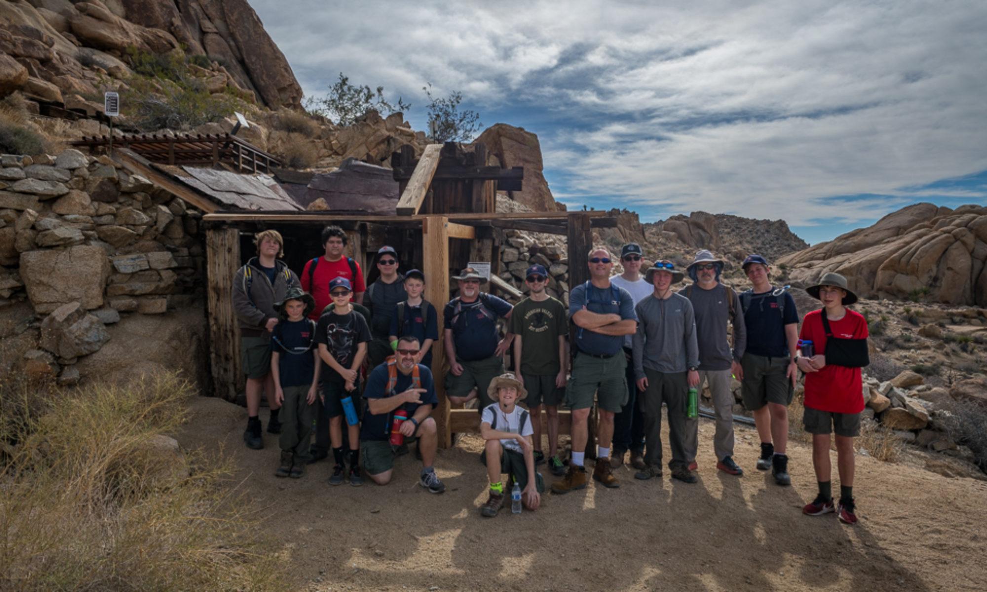 Troop 384 Santee, Boy Scouts of America